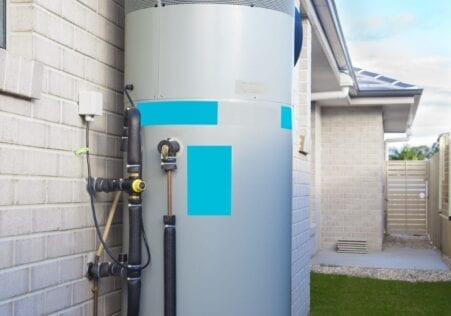 Hot Water Services Harkaway